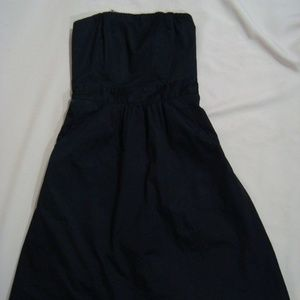 **NWOT The Limited Strapless Dress Stretch